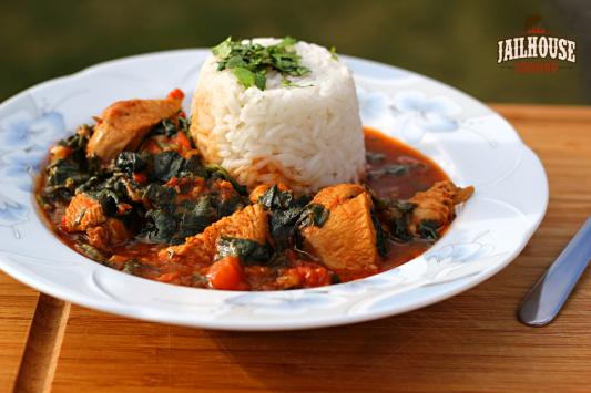 Garam Masala Curry Chicken
